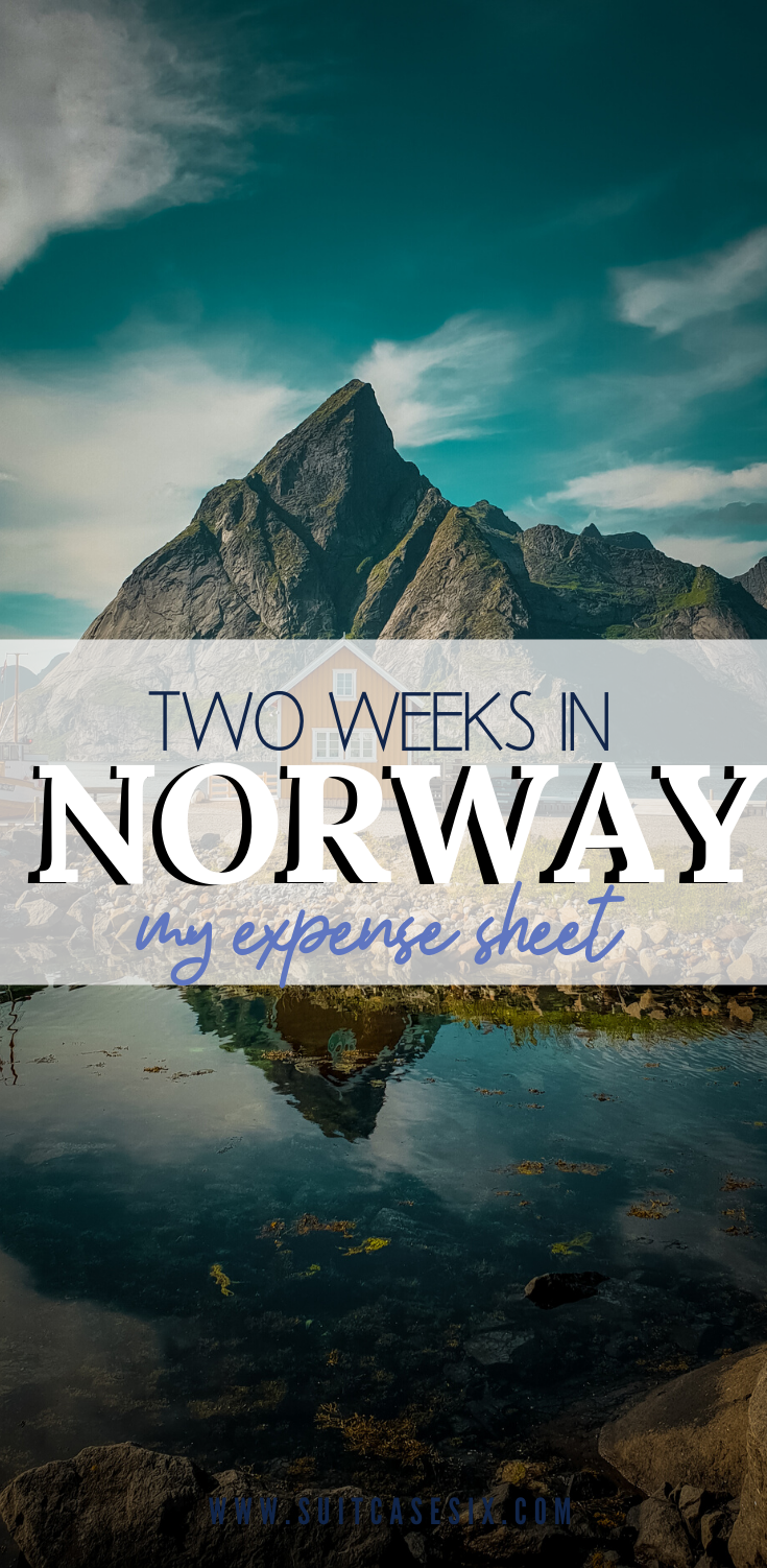 True Costs Of Travel In Scandinavia 3 Weeks Norway Sweden Denmark In 2020 Scandinavia Travel Norway Travel Top Travel Destinations
