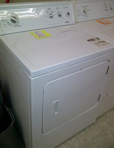 Kenmore Dryer  ITEM#514  - Used  - Electric  - 240 Volt  - Super Capacity Plus  - Heavy Duty  - End of Cycle Signal  $175 +tax  90 Day Warranty  We accept cash, cheque, interact, Visa, Master Card    JR APPLIANCE  www.jrappliance.ca  969 Upper Ottawa  (next to the Giant Tiger behind the Husky)    Mon- Fri 9am-5:30pm  Sat 9am-1pm     905-318-5955