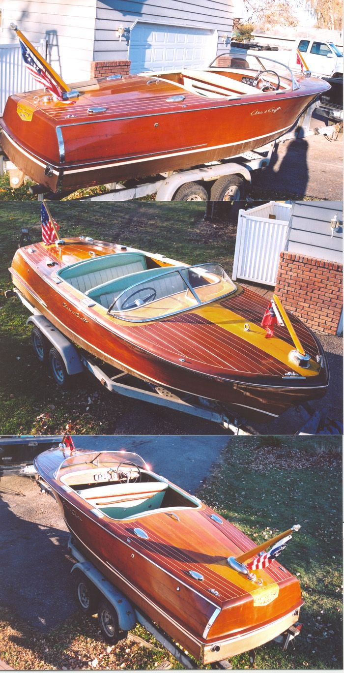 46++ Chris craft wooden boats for sale ideas