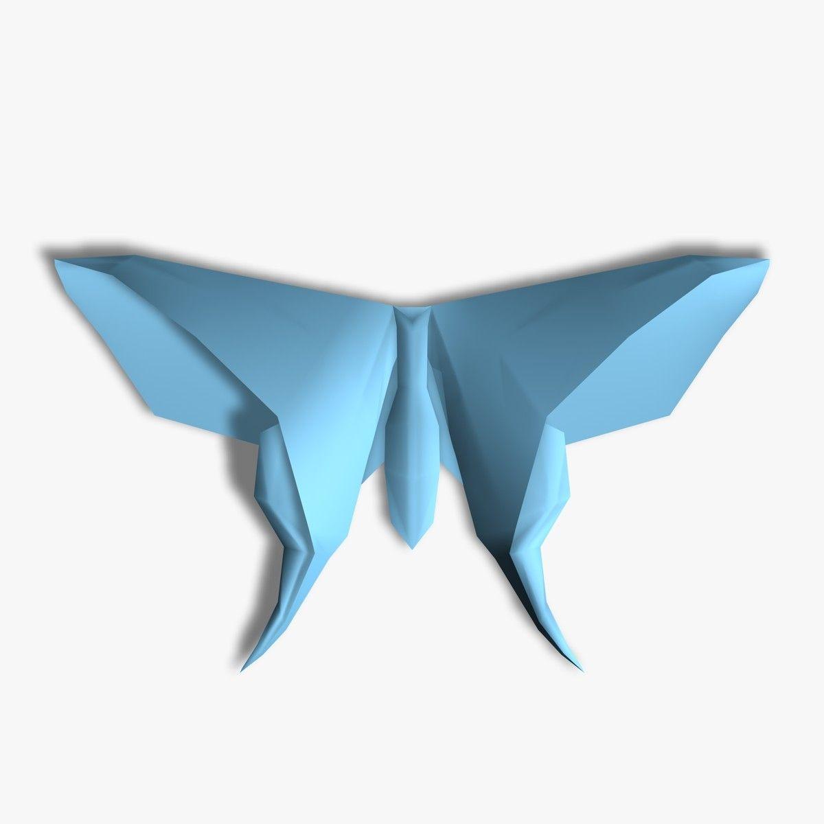 http://www.turbosquid.com/3d-models/3d-model-origami ... - photo#48