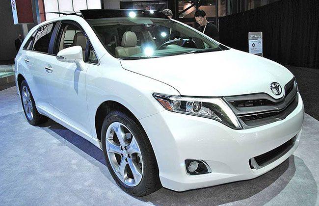 2018 Toyota Venza