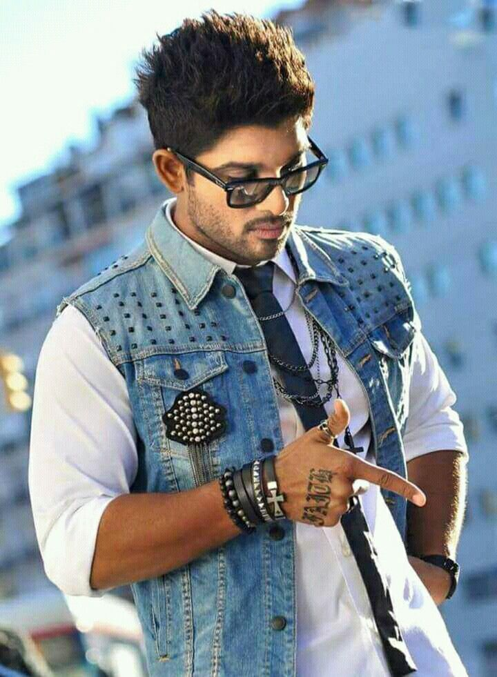Stylish Star Allu Arjun Images Stylish Pic Allu Arjun Wallpapers