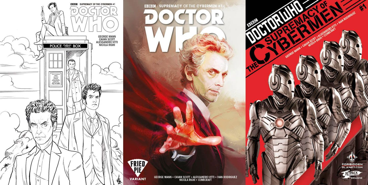 2016 Doctor Who Comic Day