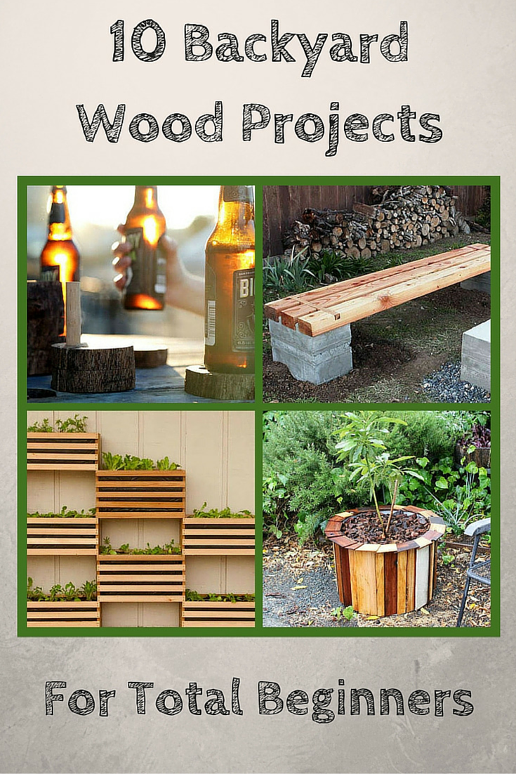 Small Woodworking Projects For Beginners