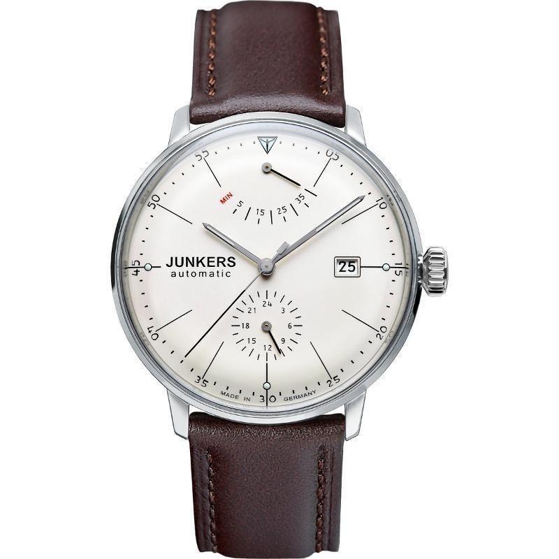 Ebay Herrenuhren Junkers Bauhaus 60605 Armbanduhr für