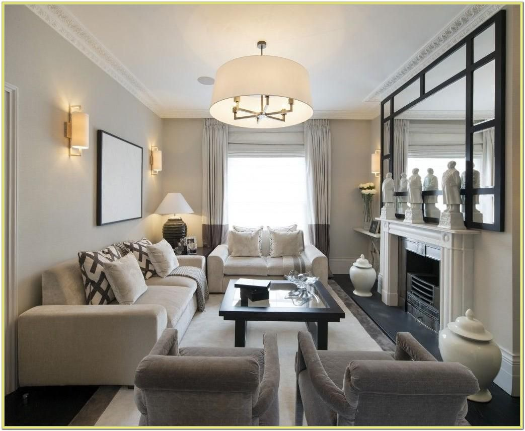 How To Decorate A Small Rectangle Living Room Rectangular Living Rooms Rectangle Living Room Small Living Room Layout