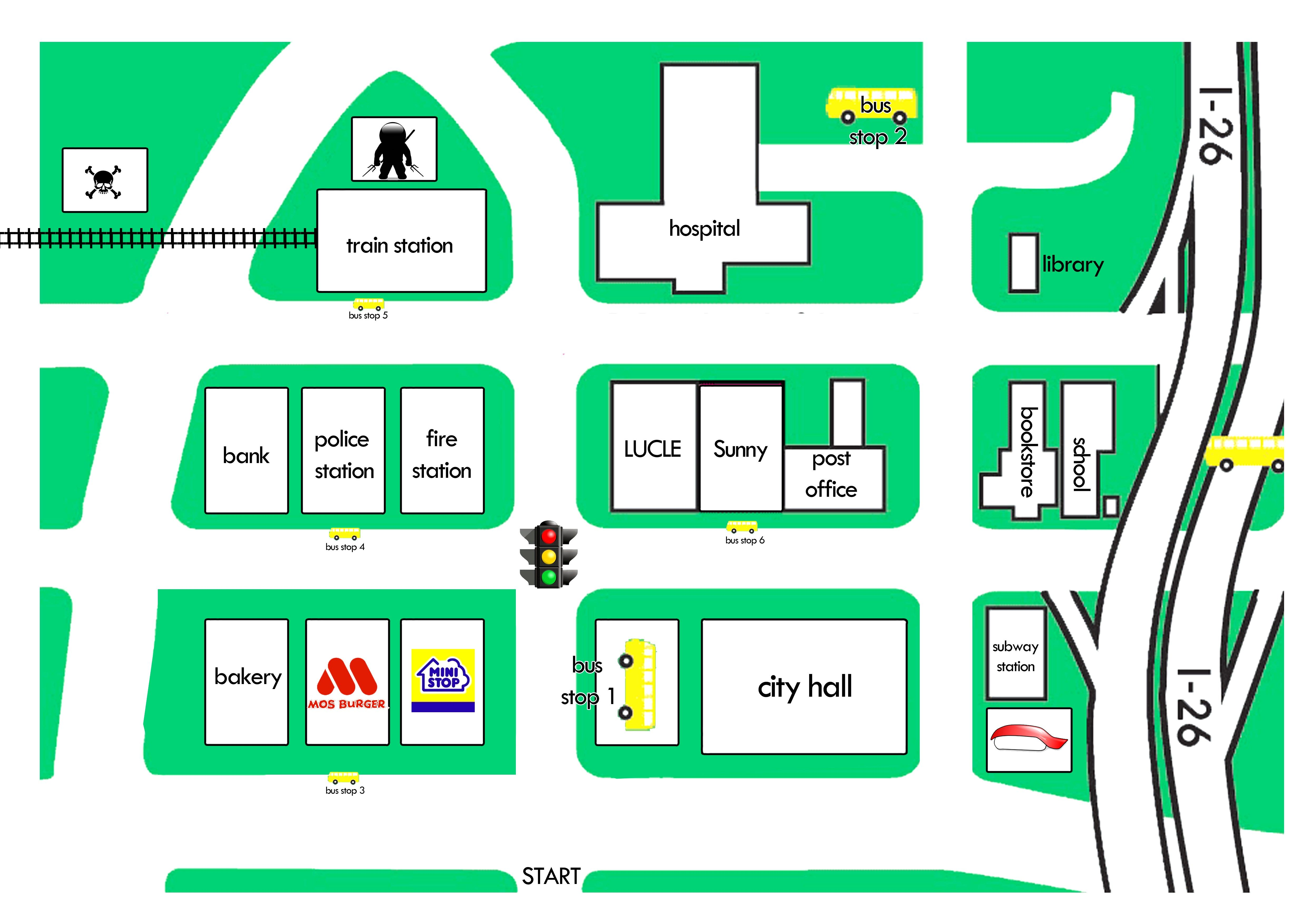 Free Directions And Maps Download Printable Map Travel For City