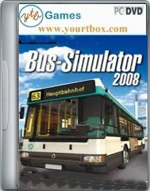 Bus simulator 2008 game ~ play apps world.
