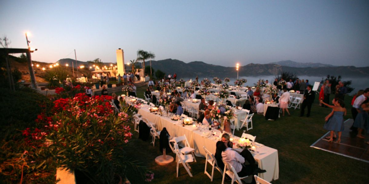 Rancho chiquita malibu ca max capacity 250 prices start at rancho chiquita weddings price out and compare wedding costs for wedding ceremony and reception venues in malibu ca junglespirit Images
