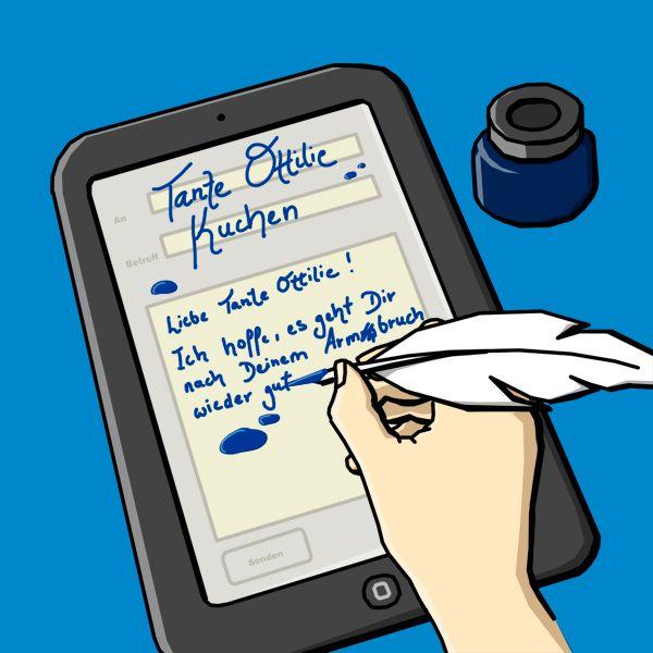 Nichts geht mehr am Handy - Gesellschaft - TGR Tagesschau