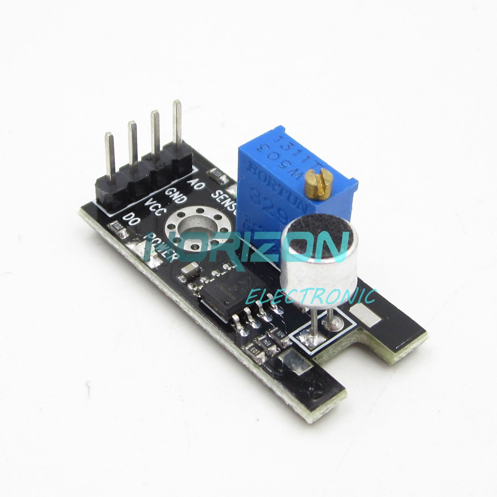 New Analog Sound Sensor Board Microphone MIC Controller For Arduino ST