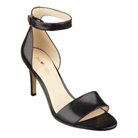 3907568190f7d Izzy ankle strap high heels