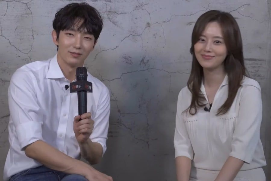 "Watch: Lee Joon Gi And Moon Chae Won Talk About Portraying Married Couple And Reuniting For New Drama ""Flower Of Evil"""