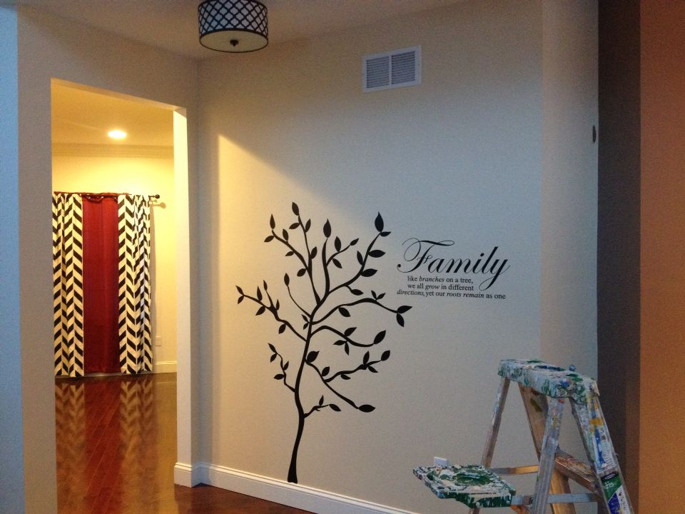 ImagineThatSI Designs Interior Paint Shop Pro Services Wall