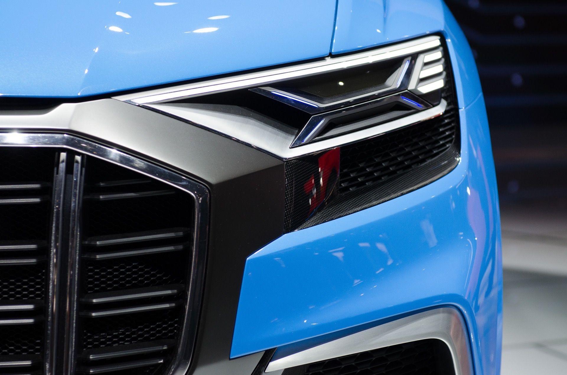 Audi Matrix Laser Headlights Won't Be Coming to America