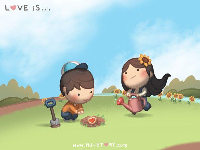 HJ-Story :: Growing Love - image 1