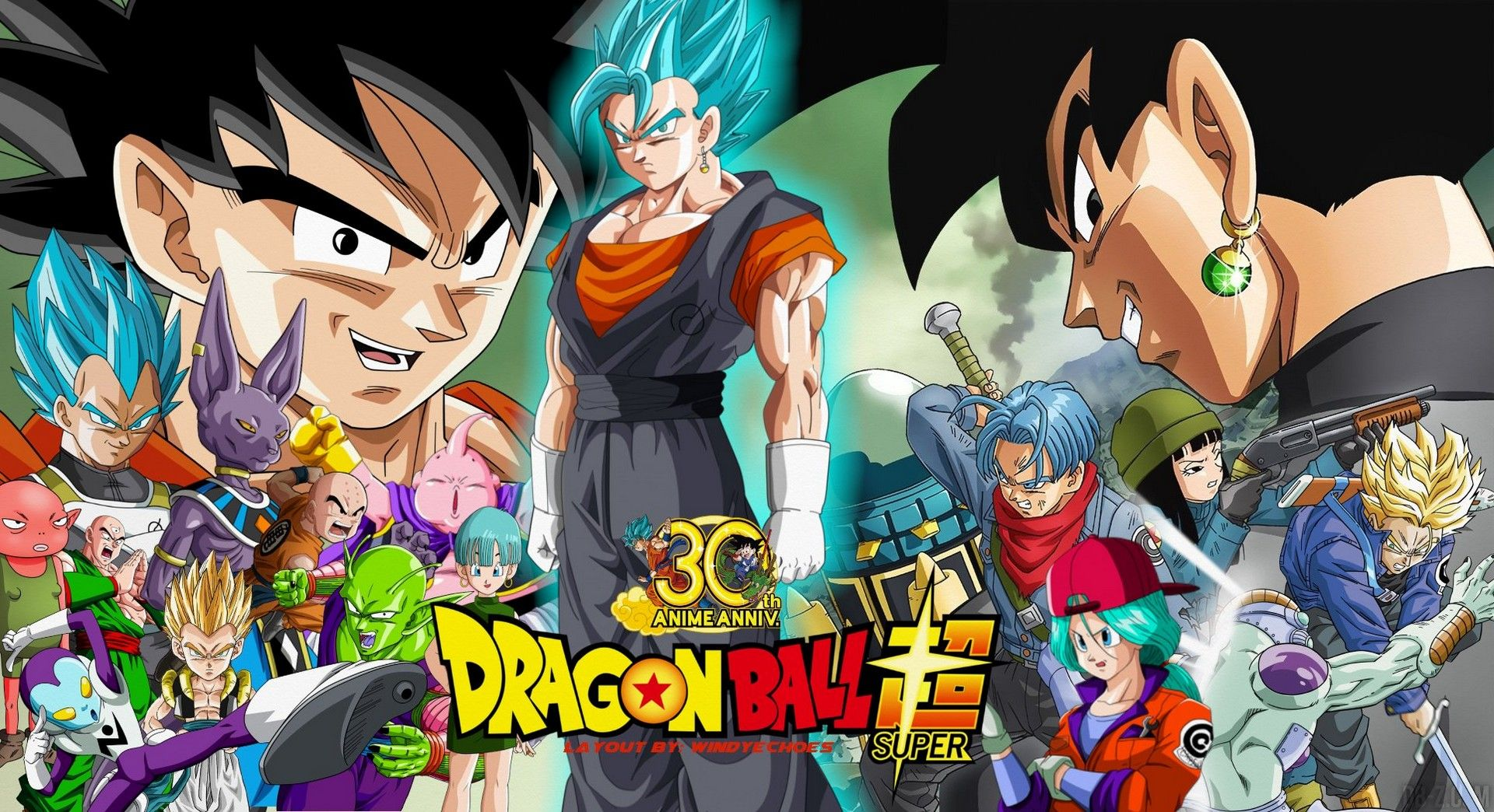 Dragon Ball Super Wallpaper Hd Dragon Ball Dragon Ball Z
