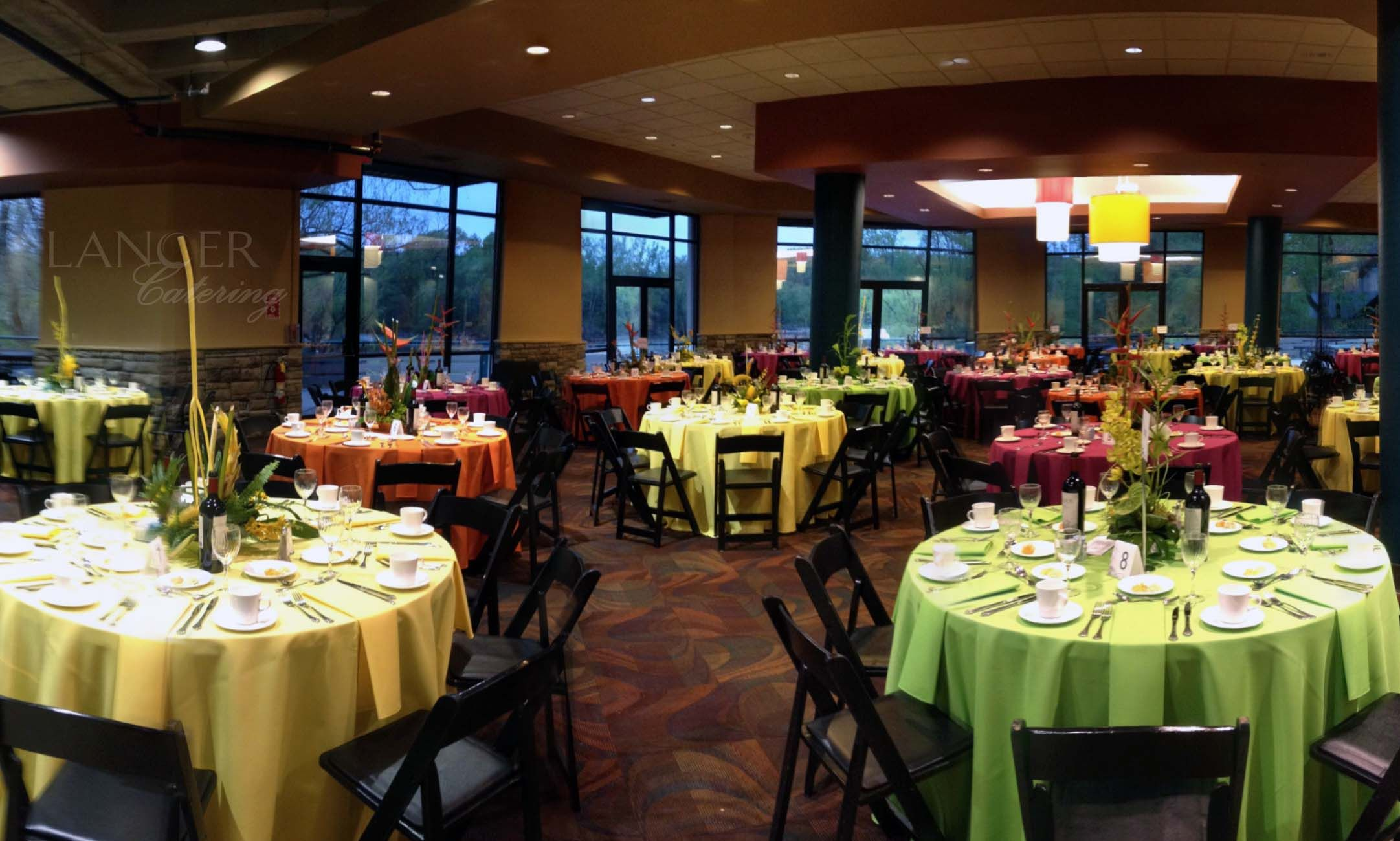Plan your wedding reception at the Science
