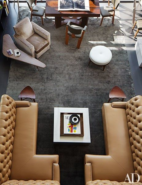 Los Angeles Home High Design For A Silicon Valley Entrepreneur