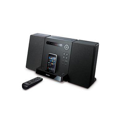 Sony CMTLX20i Micro HiFi Shelf System. List Price 99
