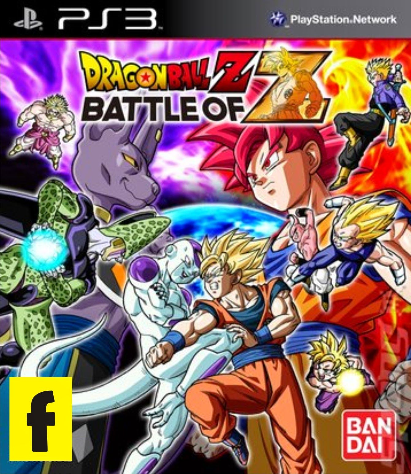 Dragonball Z Battle of Z | PS3 ISO Games Download | Game wish list