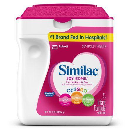 Baby Similac Formula Infant Gassy Baby