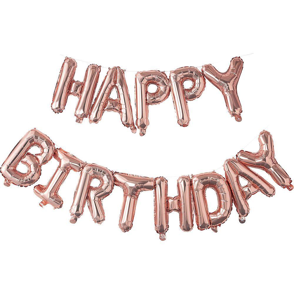 43+ Happy birthday letter balloons ideas in 2021