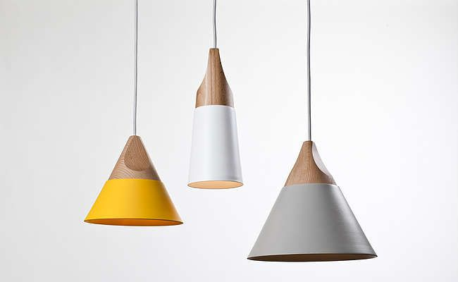 Conical Pendant Lights Pendant Lamp Concrete Pendant Light Decorative Pendant Lighting