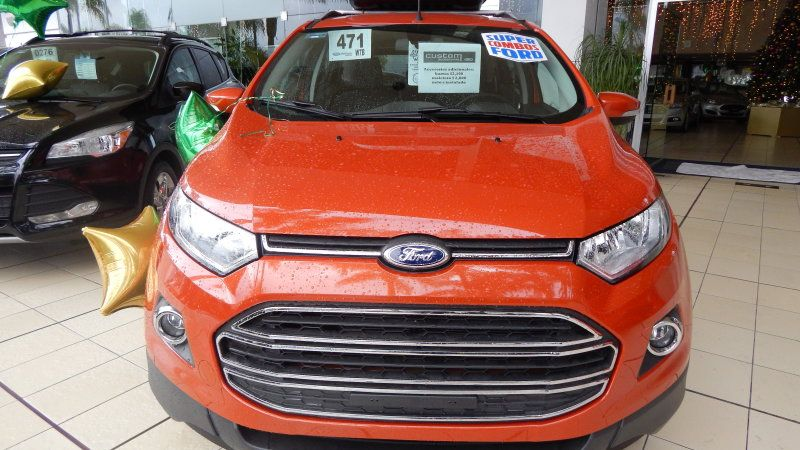 Is The Ford Ecosport Coming To The Usa Ford Ecosport Ford New