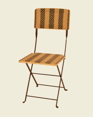 En TuileriesRattan Rotin Chaises Chaise Pliantes Collection b76fgy