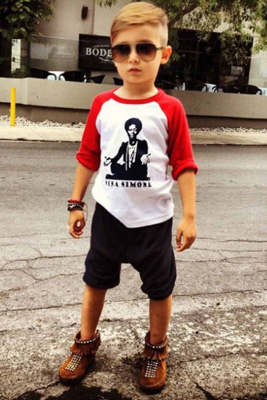 The YearOld Boy Whos Become An Instagram Style Icon Babies - Meet 5 year old alonso mateo best dressed kid ever seen