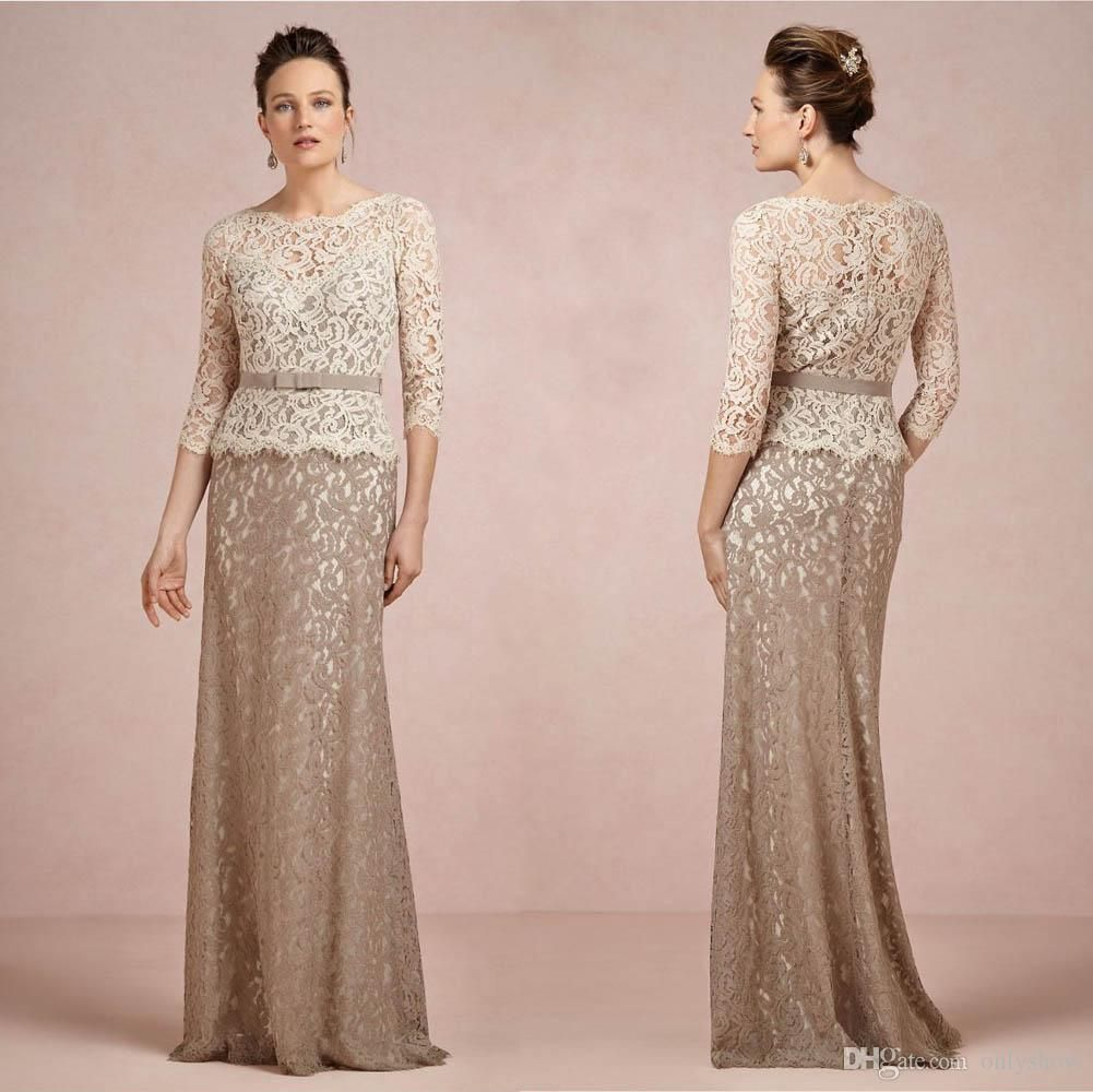 Mother Of The Groom Dresses Uk Elegant Two Piece Lace Mother Of ...