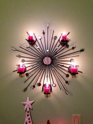Partylite starburst wall sconce partylitez partylite starburst wall sconce partylitezmelaniedroletcroteau aloadofball Gallery