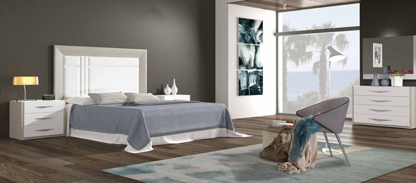 Modelos De Camas Modernas Double Bed Premium Mira Camas  # Tauron Muebles Mercadolibre