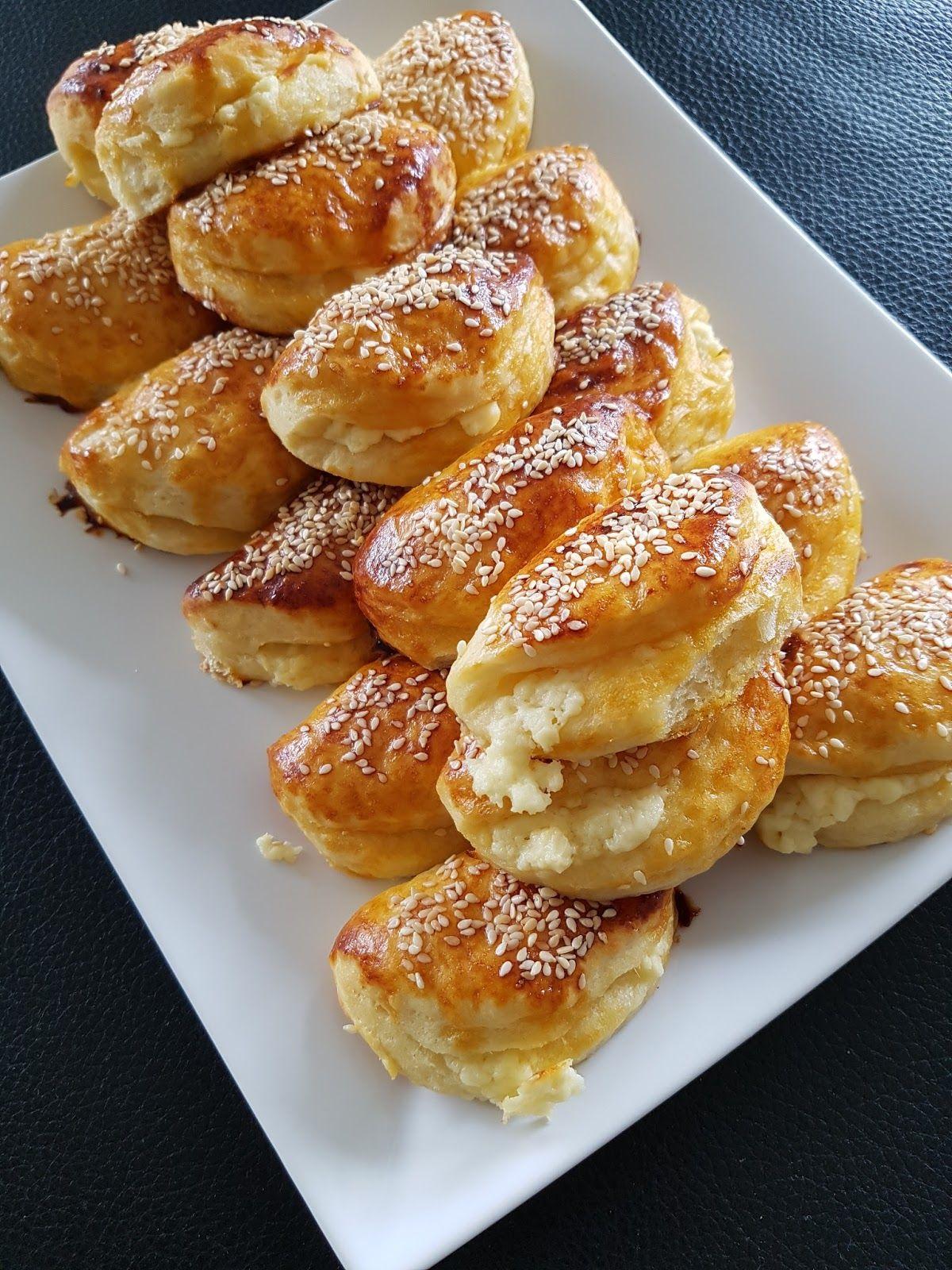 Peynirli Yumak Poğaça Tarifi