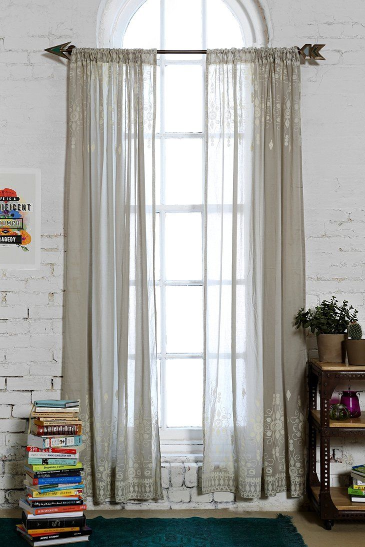 Magical Thinking Henna Curtain Urban Outfitters Henna And Curtains For Bedroom