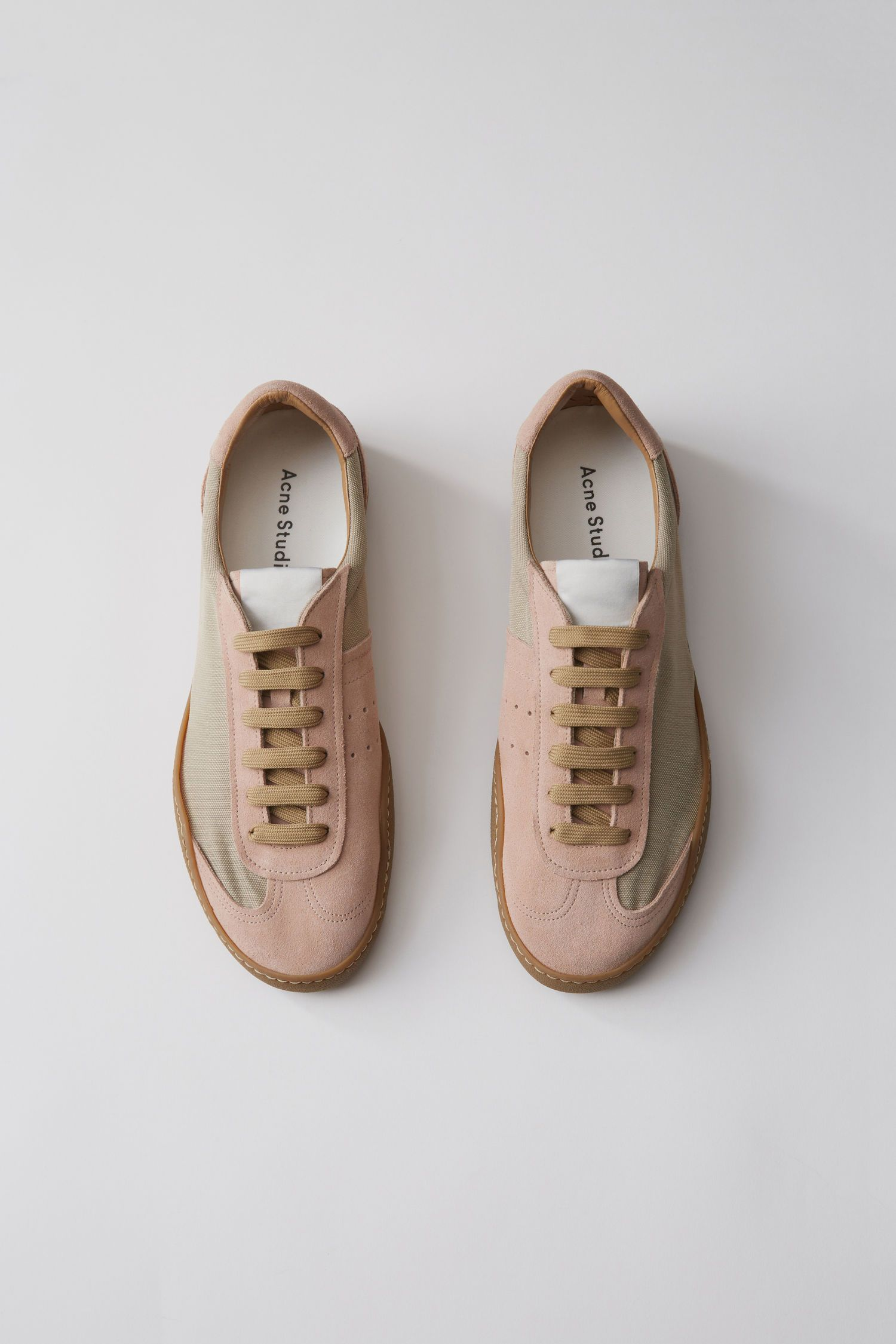 ACNE STUDIOS Lars beige pink amber.  acnestudios  shoes     Acne ... 56260159fcd