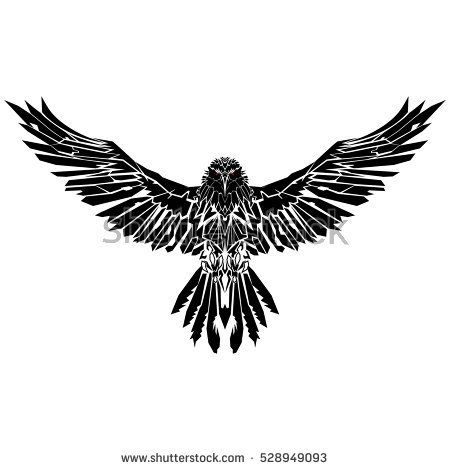 Image Result For Raven Wings Tattoos Raven Tattoo