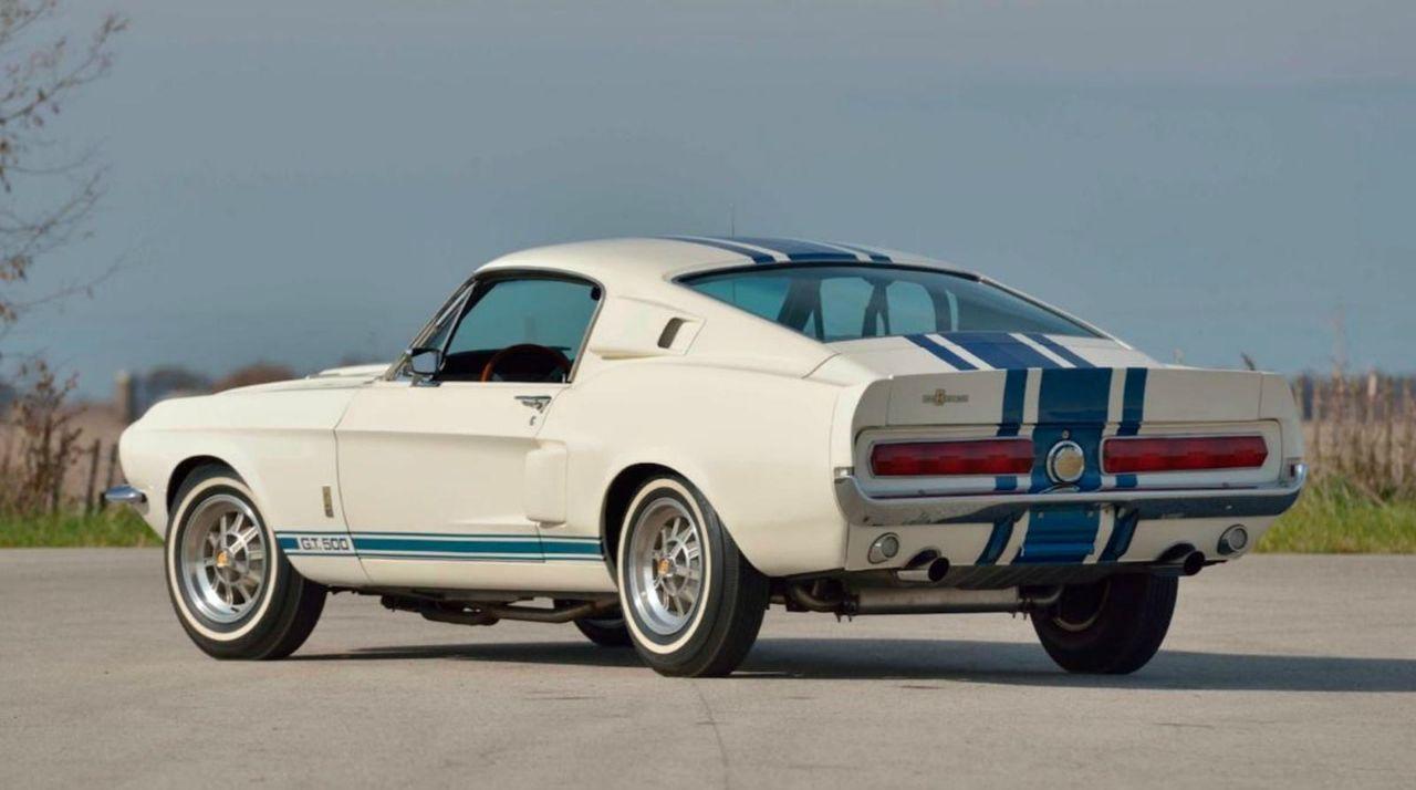 De Gaafste Mustang Aller Tijden Is Te Koop Autoblog Nl