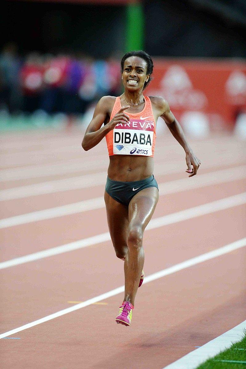 Genzebe Dibaba Nude Photos 88