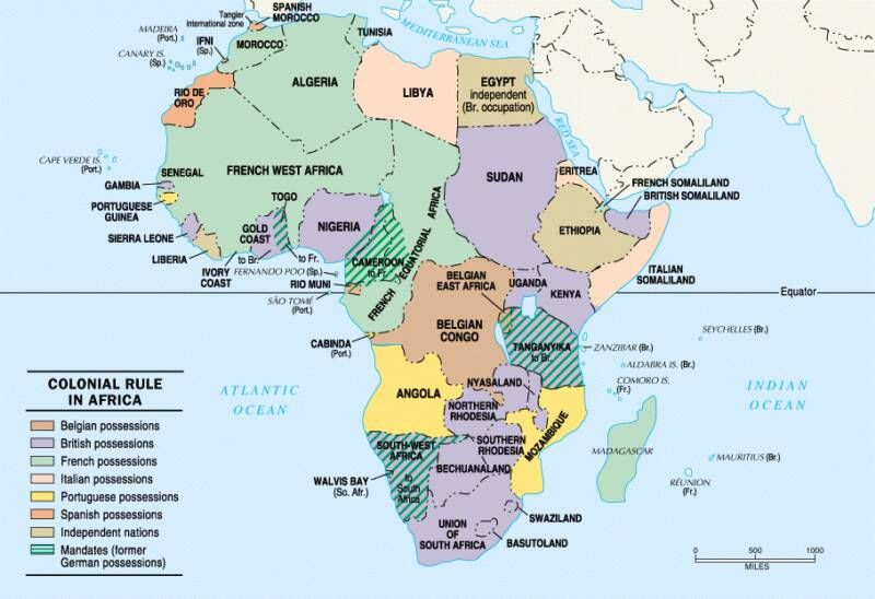 map of africa after berlin conference The Berlin Conference Of 1884 1885 Was A Movement To Regulate map of africa after berlin conference