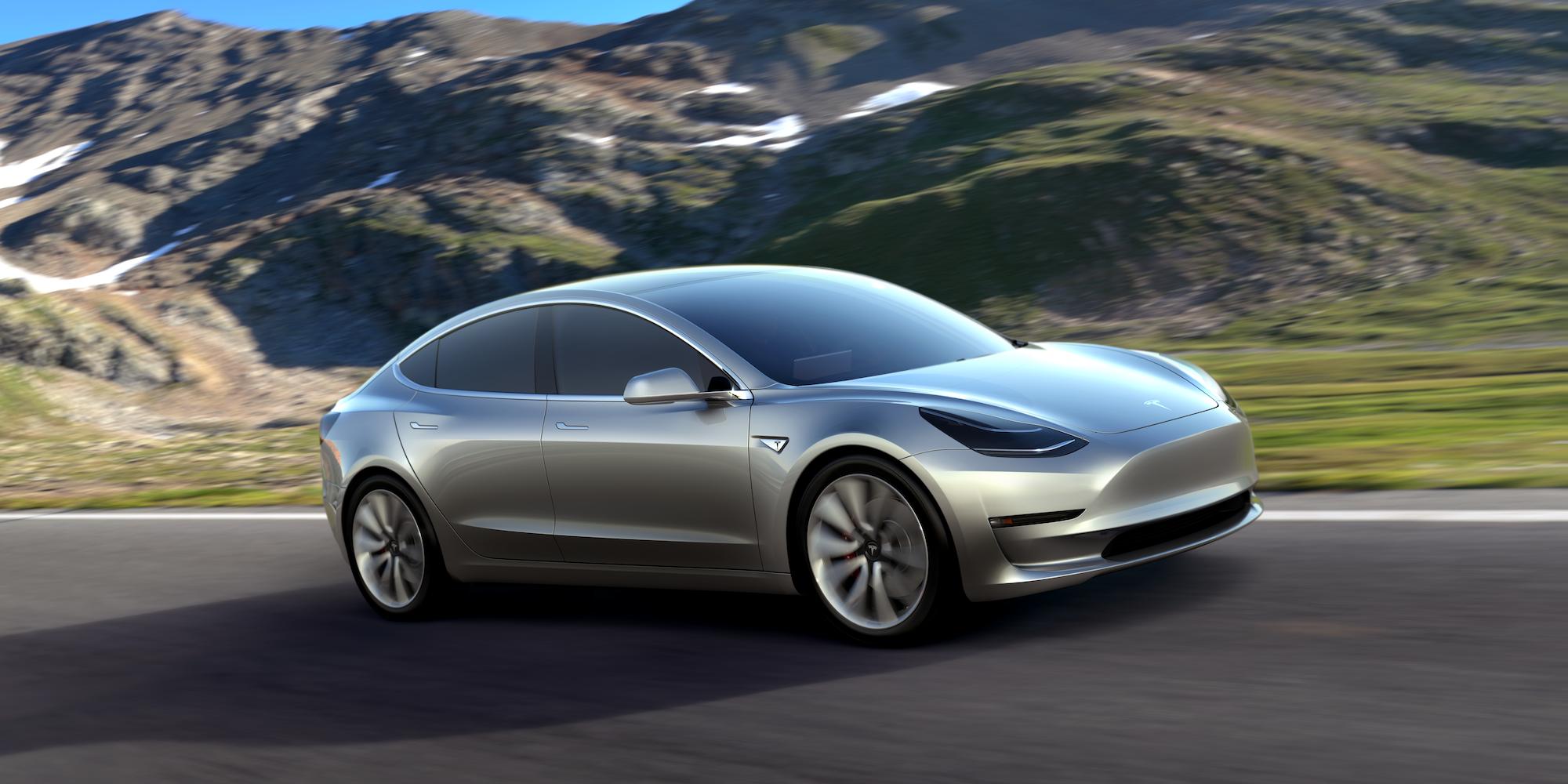 Tesla Model 3 Everything We Know After The Unveil Safety Range Charging Gallery Video Tesla Model Tesla Car Tesla Model S
