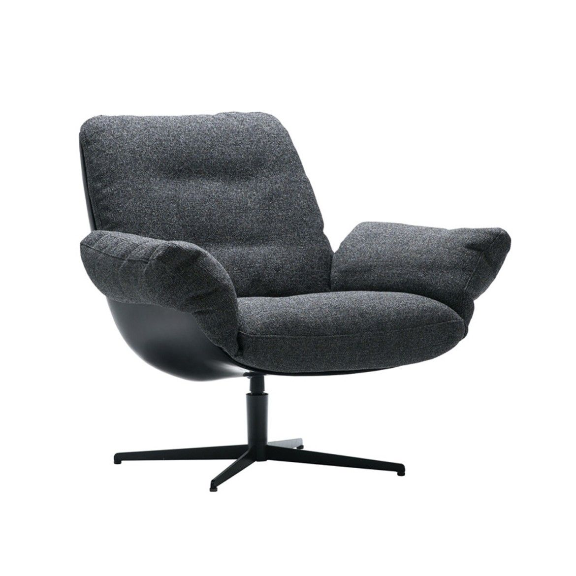 Schwenk Sessel Mit Hocker Sofa Und Drehstuhl Set Kleine Sessel Für  Wohnzimmer Sehr Drehstuhl Drehsessel Sessel