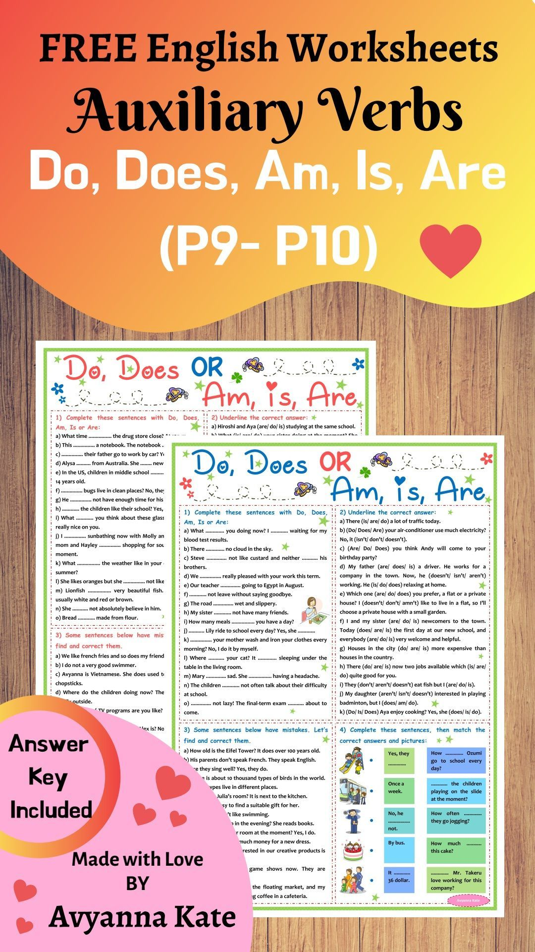 In These Worksheets P9 And P10 We Will Practice And