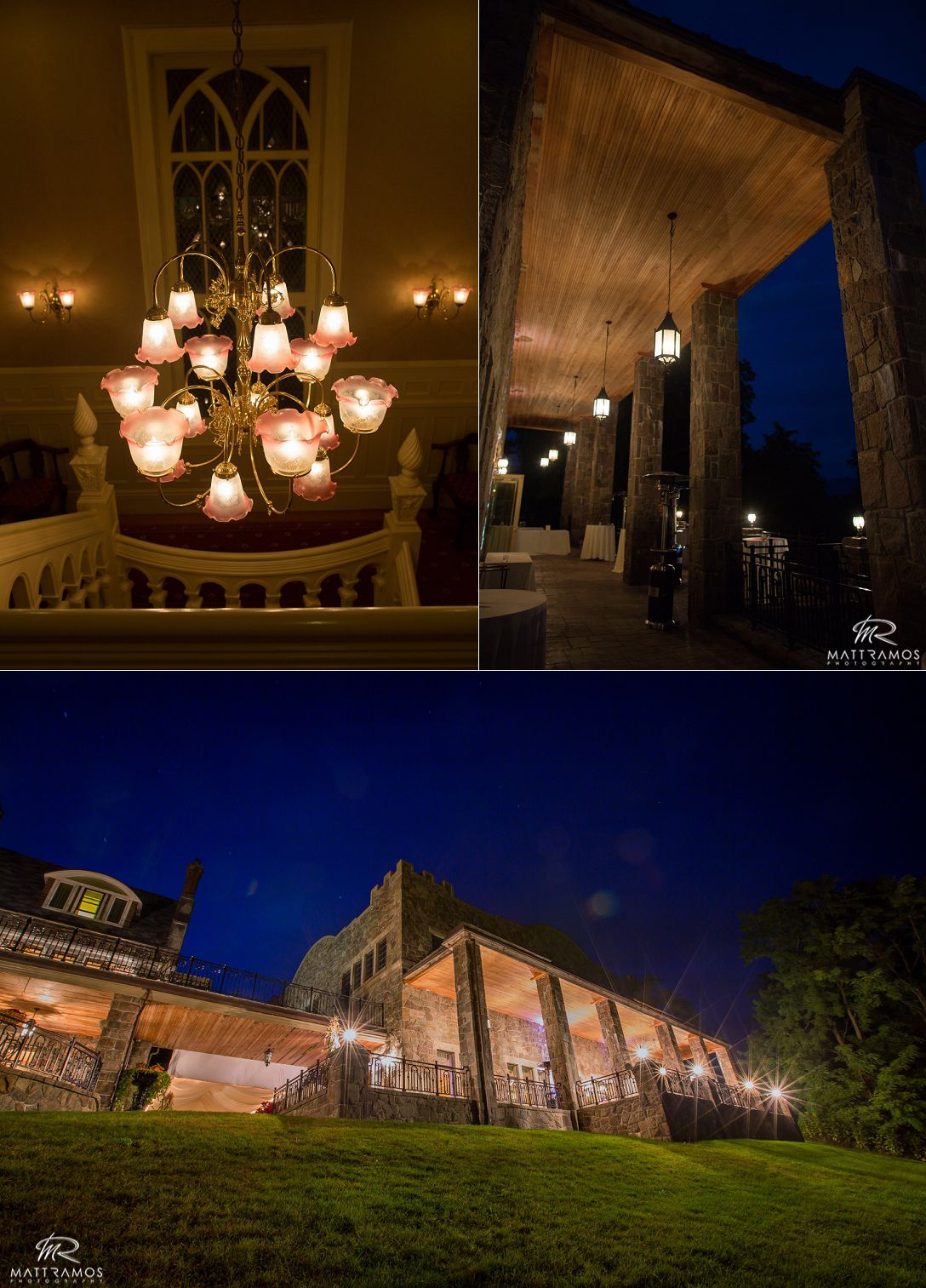 the inn at erlowest at night provided by matt ramos photography rh pinterest com