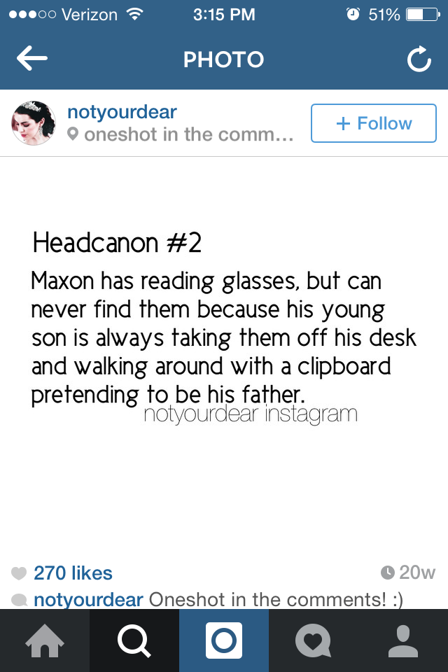 But just imagine a mini Maxon   The Selection Series in 2019