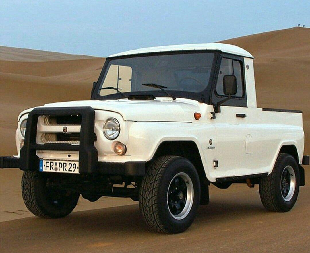Uaz Pickup Russian Cars Pinterest Cars