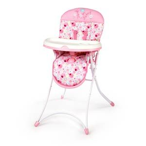Pretty In Pink Sweet Spots Pink High Chair Highchair Cover Baby High Chair