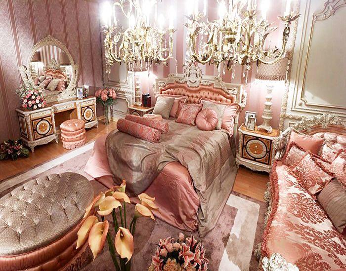 21 Boudoir Rose Romantic Bedroom Ideas Luxurious Bedrooms Romantic Bedroom Bedroom Design