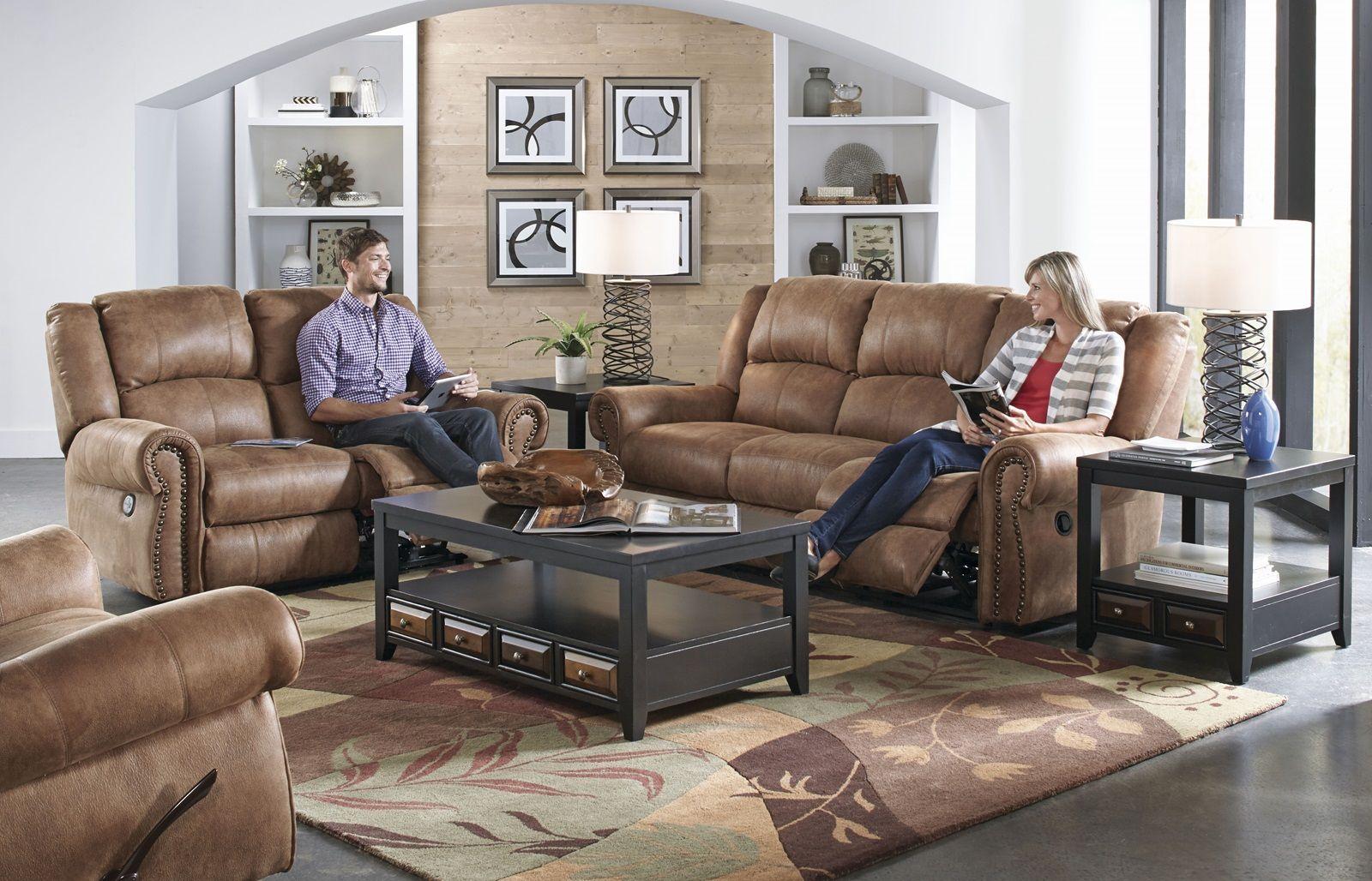 catnapper westin 2 piece living room set in nutmeg code univ20 for rh pinterest com